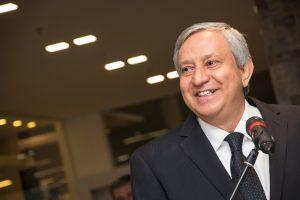 Jad Zogheib, diretor presidente da rede Confiança