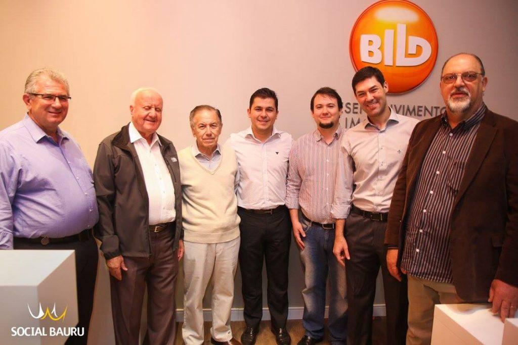 Mauri Leite, diretor Bild Bauru com convidados