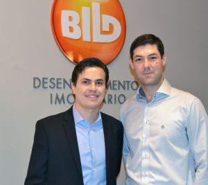 Thiago Faraco e Mauri Leite, diretoria Bild