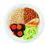 Lembre-se: Quanto mais colorido seu prato for, mais nutritivo.