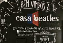 Casa Beatles Hostel-inauguração-Bauru